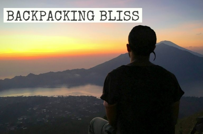 Discovering Backpacking
